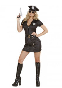 Sexet betjentpige