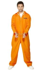 orange frangedragt
