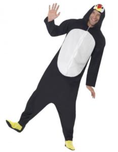 Sej pingvin-kostume