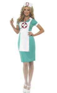 Sygeplejerske kostume