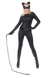 Catwoman kostume