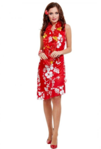 Smukke Hawaii kjoler