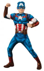 superhelte kostume - Captain america