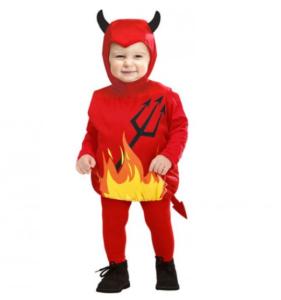 halloween djævle dreng