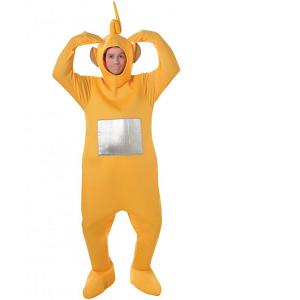 Laa-Laa teletubbies kostume
