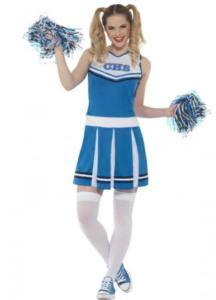 blå heppekorspige