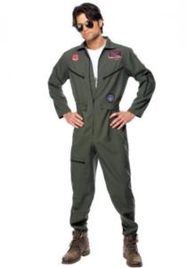 topgun jægerpilot tøj
