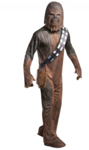 chewbacca udklædning