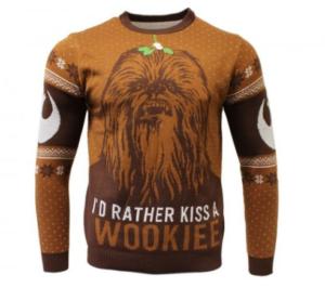 Star Wars julesweater