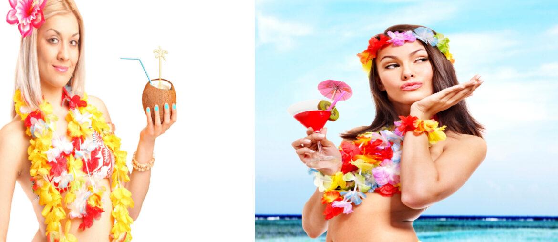 Hawaii kostumer