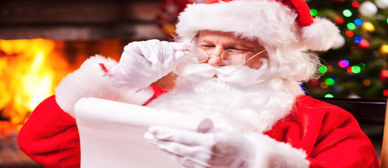Julemandskostumer