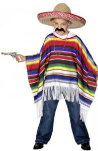 Mexicaner tøj for børn
