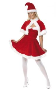 Miss Santa plussize