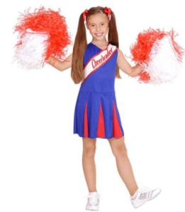 cheerleader pige