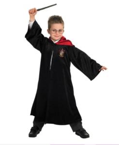 Harry Potter fastelavnskostume