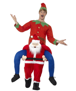 carry me santa