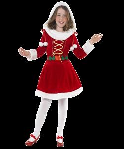 julepige til de små