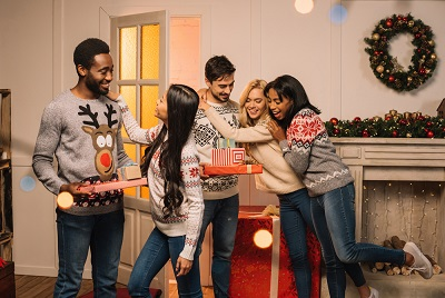 julesweaters for hele familien