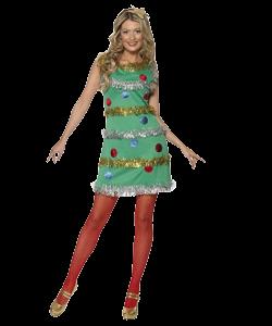 Juletræskjolen