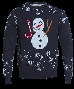 snemand sweateren